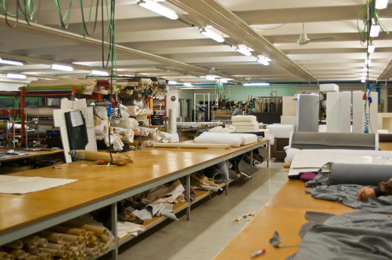 Urban Salotti divani, poltrone e letti fatti a mano in Italia dal 1963