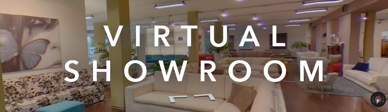 Urban salotti divani poltrone e letti fatti a mano in for Showroom divani milano