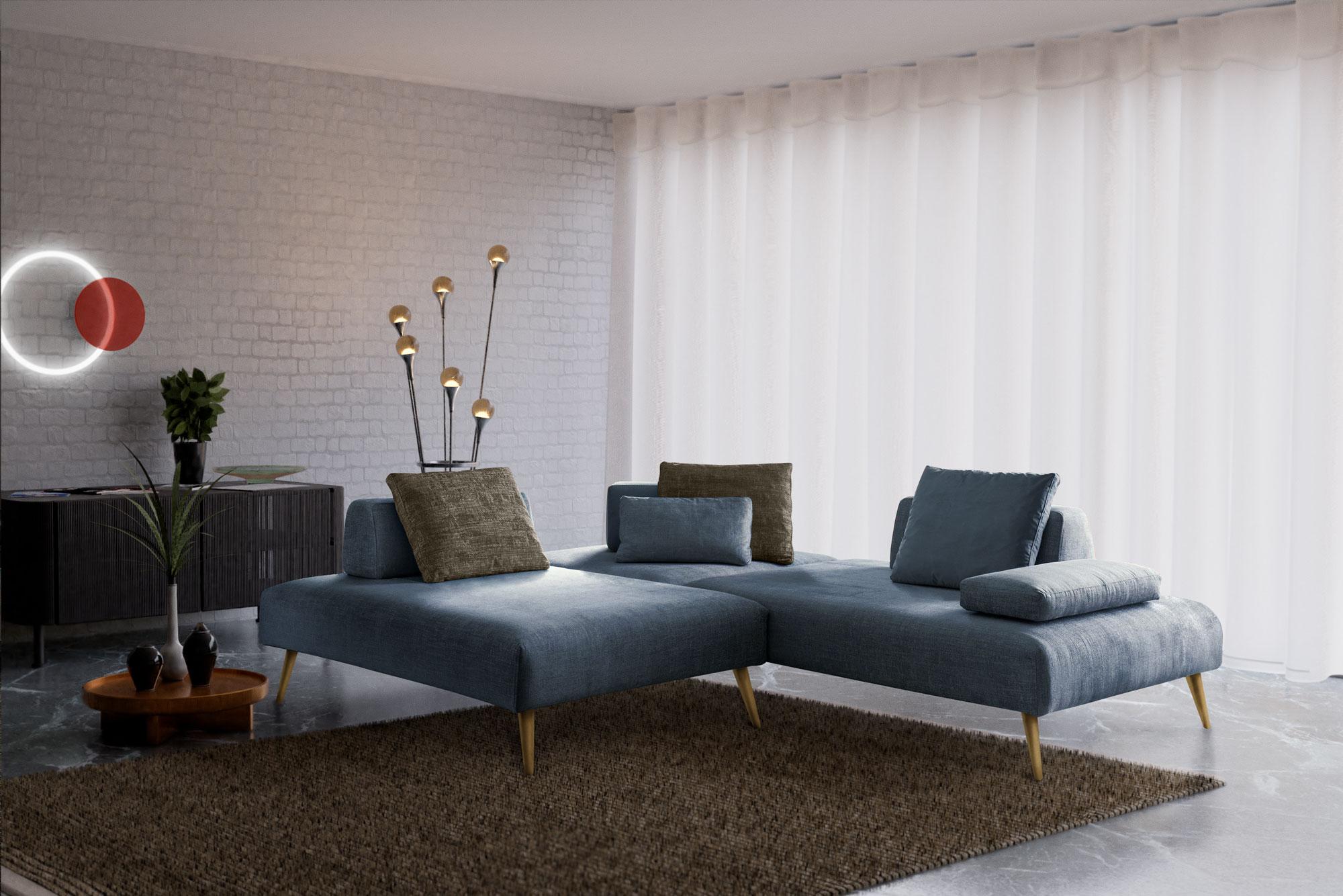 Nuovo divano: VOLO